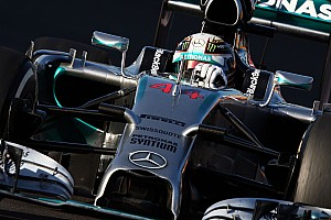 Formula 1 Breaking news FIA confirms no.44 for champion Hamilton in 2015