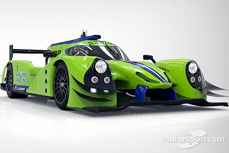 Krohn Racing eager to try new Ligier-Judd on Daytona high banks