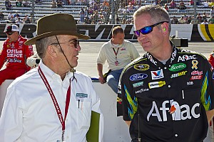 NASCAR Cup Breaking news Roush Fenway Racing unveils crew chief lineup for 2015