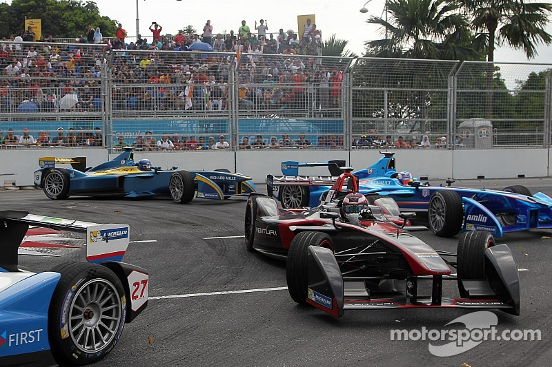 """Dario Franchitti talks Formula E: """"Everything is heading in that direction"""""""