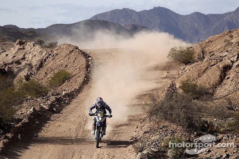 Botturi climbs up the order as Dakar hits half way stage