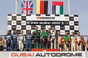 Endurance Race report Black Falcon takes third overall win in 24H Dubai with Mercedes-Benz