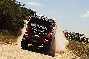 Dakar Stage report Instaforex Loprais Team: Sixth stage Antofagasta – Iquique