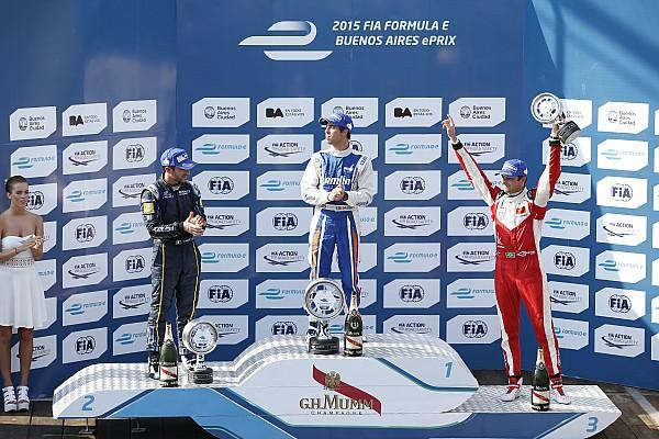 Antonio Felix Da Costa wins chaotic Buenos Aires ePrix