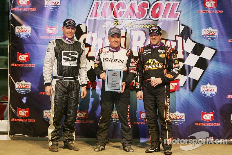 """""""Rookies"""" look for opportunity at the Chili Bowl"""