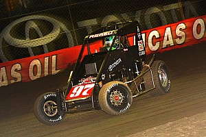 Midget Race report Rico Abreu serves up Chili Bowl victory