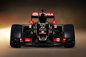 Formula 1 Breaking news Lotus shows first images of new E23