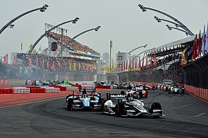 IndyCar Analysis More on the cancellation of IndyCar's  season-opener