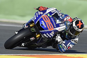 MotoGP Breaking news Lorenzo on a mission on second day at Sepang MotoGP testing