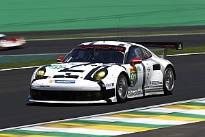 WEC Breaking news New driver combinations for the Porsche 911 RSR