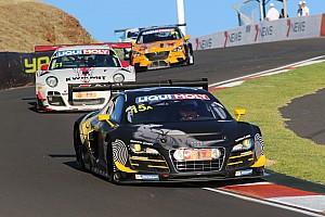 Endurance Qualifying report Audi empire strikes back in Bathurst qualifying thriller