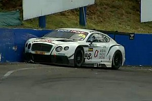Endurance Breaking news Brabham transported to local hospital following Bathurst crash