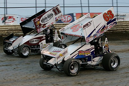 Not everybody in the sprint car world is happy with Tony Stewart