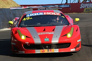 Endurance Race report Bathurst 12 Hours: Montermini, Simonsen and Loberto from last to second