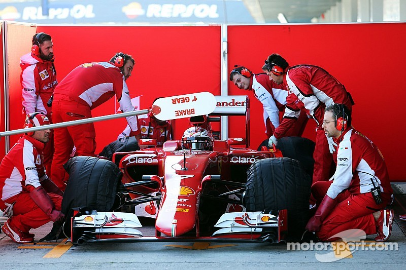 "Ferrari has ""rediscovered its motivation"" thanks to strong testing form"