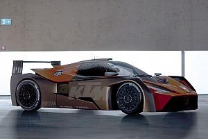 GT Breaking news KTM releases more info regarding GT4-spec X-BOW