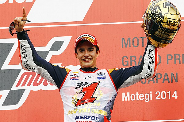 Marquez nominated for main Laureus Sports award