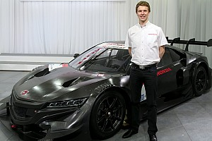 Super GT Breaking news Turvey to race in Super GT with Honda