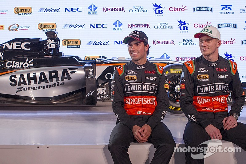Hulkenberg, Perez will test at Barcelona - Force India