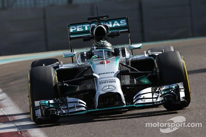 Mercedes paga la  inscripción más alta en la historia