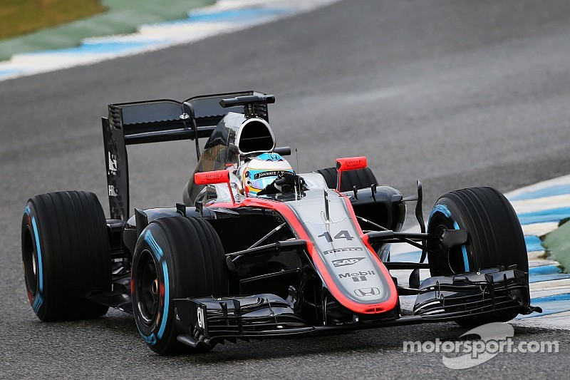 McLaren unable to complete the fourth test day in Barcelona
