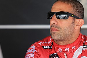 IndyCar Preview Testing IndyCar's aero kits with Tony Kanaan