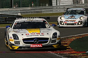 Blancpain Endurance Breaking news Rowe Racing to race in the 2015 Blancpain Endurance Series