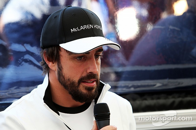 Alonso says he is 'completely fine'