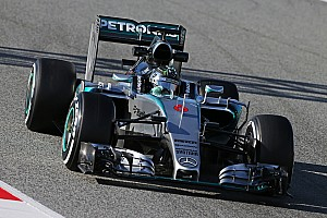 Formula 1 Testing report Setup-chasing session for Rosberg on day two at the Circuit de Barcelona-Catalunya