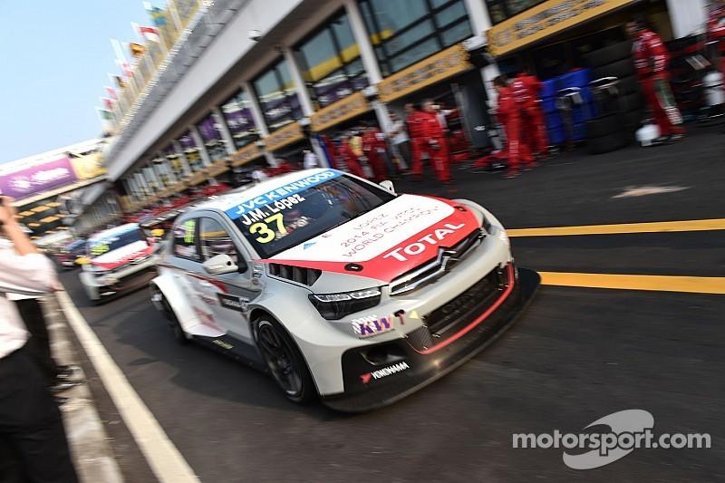 Citroën and López begin title defense
