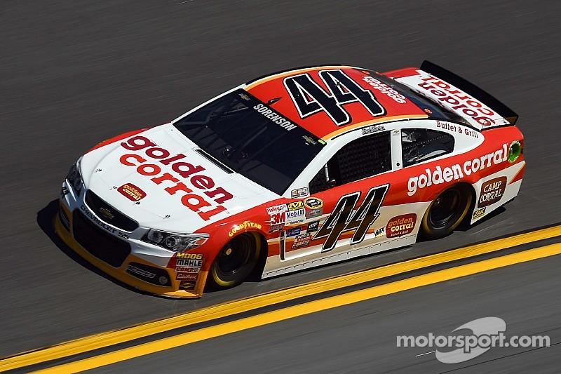 Recuperan el coche robado de NASCAR