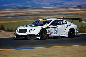 PWC Noticias de última hora Bentley Dyson Racing tiene como objetivo el título 2015 de la Pirelli World Challenge