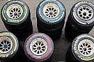Pirelli anuncia su primera elección de neumáticos