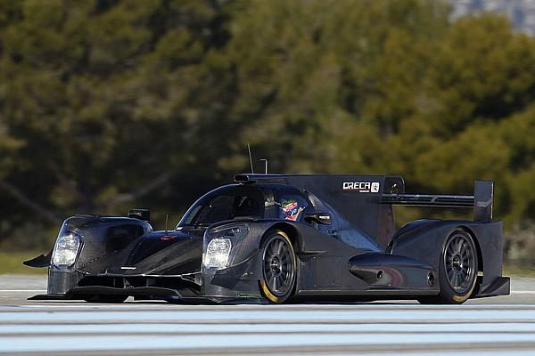 KCMG Oreca 05 shines in Paul Ricard testing
