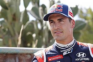 WRC Noticias de última hora Sordo y Evans dentro del top 5