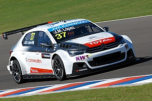 WTCC Race report Lopez takes WTCC season opener in Citroen 1-2-3