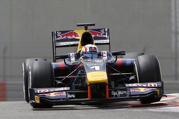 Gasly tops first GP2 test of 2015