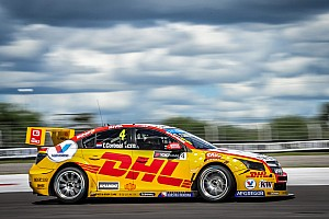 WTCC Race report A difficult start of the 2015 WTCC season for Tom Coronel