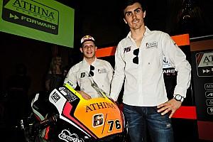 MotoGP Breaking news Forward Racing launches 2015 MotoGP effort