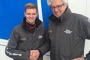 F3 Noticias Los hijos de Schumacher y Newey correrán juntos