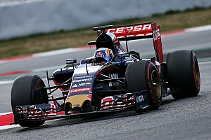 Formula 1 Practice report A pretty good Friday overall for both Toro Rosso drivers