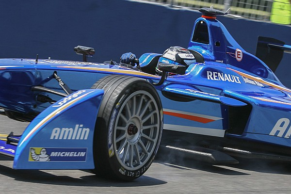 Formula E Salvador Durán espera mejorar resultados en Fórmula E