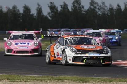 Porsche Cup: Larry ten Voorde gewinnt im tschechischen Most