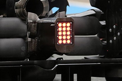 McLaren 2014 F1 car's suspension innovation - Gary Anderson