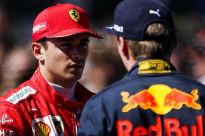 Leclerc vs. Verstappen: Schon zu Kartzeiten hat es gekracht