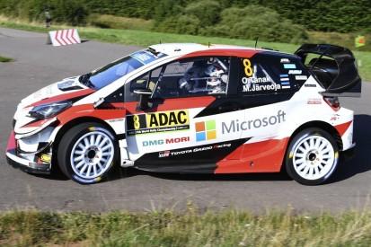 WRC Rallye Deutschland 2019: Sekunden-Duell Tänak vs. Neuville um die Spitze