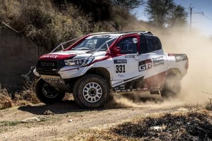 Marokko-Rallye: Fernando Alonso trifft im Wettbewerb auf Dakar-Elite