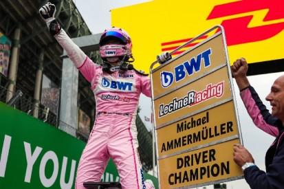 Porsche-Supercup Mexiko 2019: Ammermüller mit Sieg zum Champion