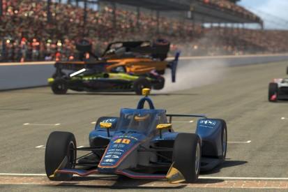 Skandal bei IndyCar-Sim-Race: Pagenaud crasht absichtlich in Norris