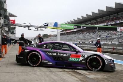 Kundenteam wollte DTM-BMW in Super-GT einsetzen